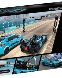 76898 – Formula E Panasonic Jaguar Racing GEN2 car & Jaguar I-PACE eTROPHY