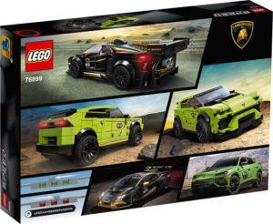 76899 – Lamborghini Urus ST-X & Lamborghini Huracan Super Trofeo EVO