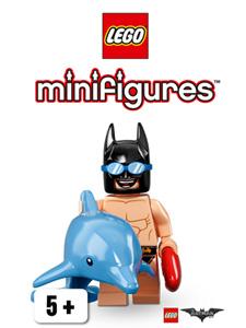 Minifigures DC Super Heroes