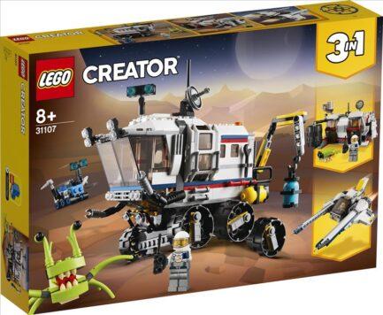 31107 - Εξερευνητικό Διαστημικό Όχημα