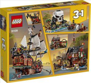31109 – Πειρατικό Πλοίο