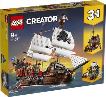 31109 - Πειρατικό Πλοίο