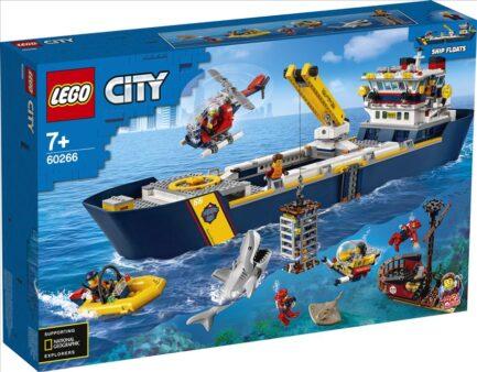 60266 - Ωκεανογραφικό Εξερευνητικό Πλοίο