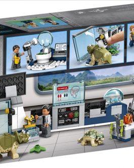75939 – Εργαστήριο του Δρα Γου: Η Απόδραση των Μωρών Δεινοσαύρων