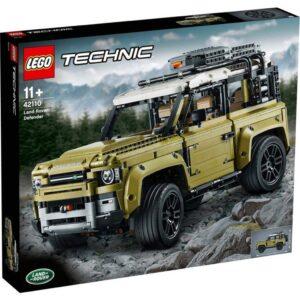 42110 – Land Rover Defender