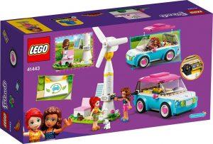 41443 – Ηλεκτρικό Αυτοκίνητο της Ολίβια