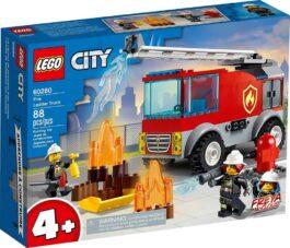 60280 – Πυροσβεστικό Φορτηγό με Σκάλα