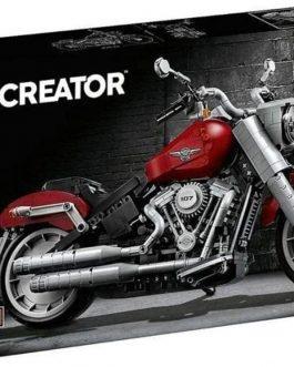 10269 – Harley Davidson Fat Boy
