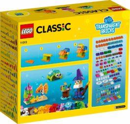 11013 – Creative Transparent Bricks