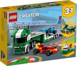 31113 – Race Car Transporter