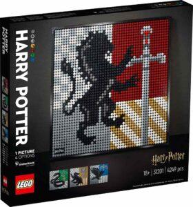 31201 – Harry Potter™ Hogwarts™ Crests