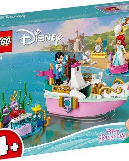 43191- Ariel's Celebration Boat