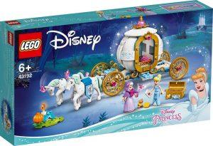 43192 – Cinderella's Royal Carriage