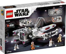 75301 – Luke Skywalker's X-Wing Fighter™