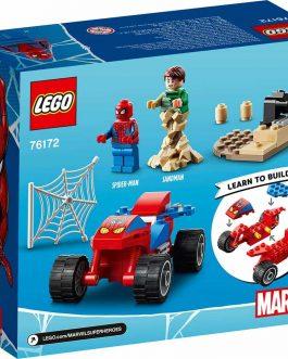 76172 – Spider-Man and Sandman Showdown