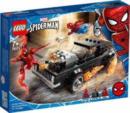 76173 – Spider-Man and Ghost Rider vs. Carnage
