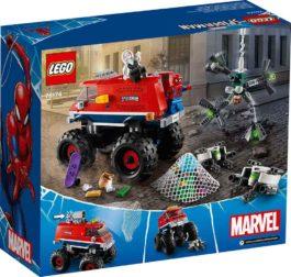 76174 – Spider-Man's Monster Truck vs. Mysterio