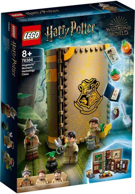 76384 – Hogwarts™ Moment: Herbology Class