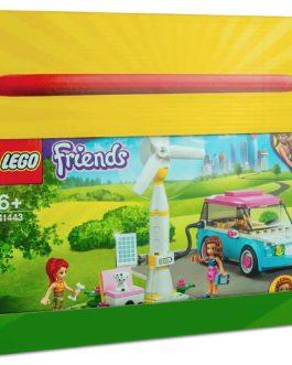 41443 – Λαμπάδα LEGO Friends Olivia's Electric Car