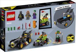 76180 – Batman™ vs. The Joker™: Καταδίωξη με το Μπάτμομπιλ™
