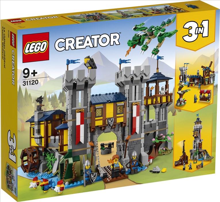 31120 – Μεσαιωνικό Κάστρο