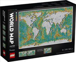 31203 – Παγκόσμιος Χάρτης