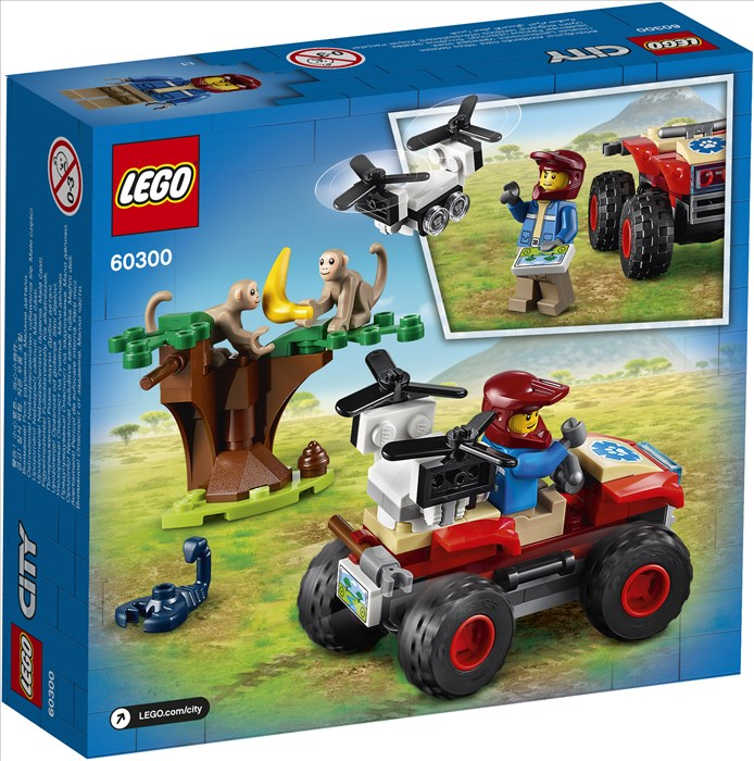 60300 – ATV Διάσωσης 'γριων Ζώων