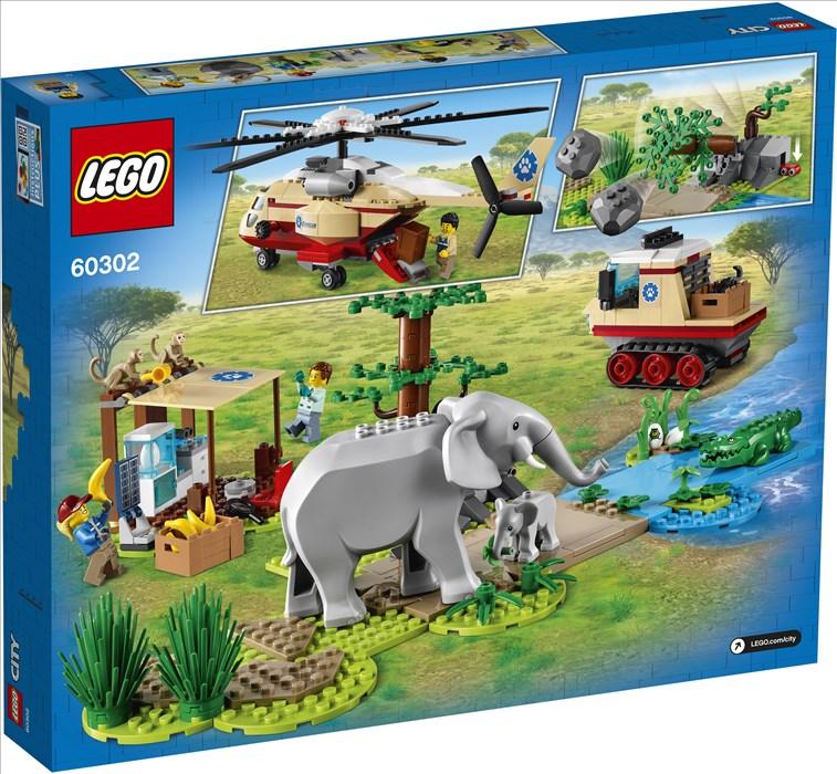 60302 – Επιχείρηση Διάσωσης 'γριων Ζώων