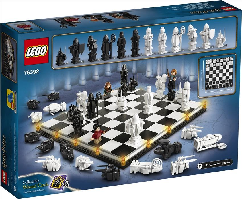 76392 – Το Μαγικό Σκάκι του Χόγκουαρτς™